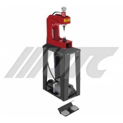 Станок клепальный гидравлический для тормозных колодок в комплекте с насосом (размер заклепок 4-8мм) JTC