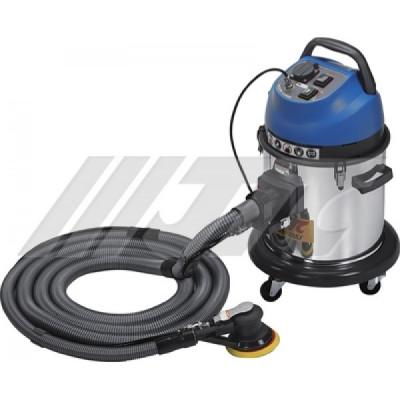 Вакуумный пылесборник для шлифовальных машинок 18л JTC