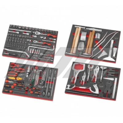 Комплект инструментов (177 предметов) JTC