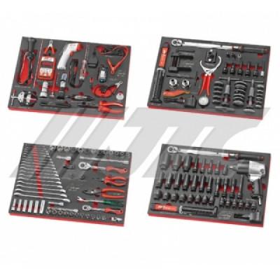 Комплект инструментов (117 предметов) JTC