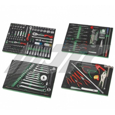 Комплект инструментов для VAG (215 предметов) JTC