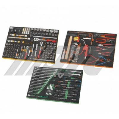 Комплект инструментов (191 предмет) JTC